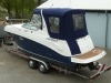 Four Winns 268 Vista (2003) Blauer Rumpf!